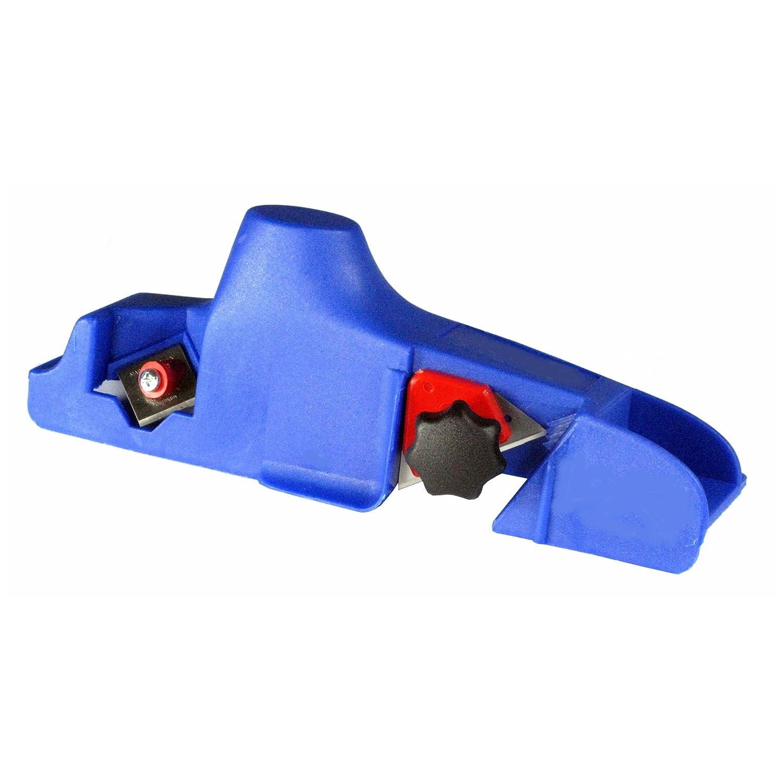 Kantenhobel 'Vario' Blau, 9,5-15 mm, fü r Gipskarton bauCompany24