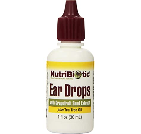 Amazon Com Nutribiotic Ear Drops 1 Fluid Ounce Health Personal Care