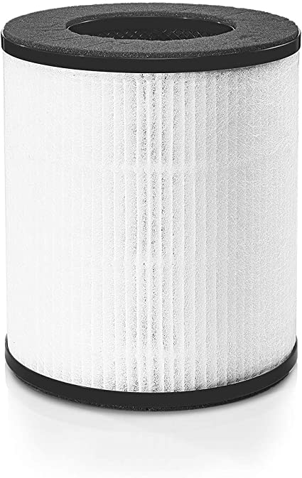 Think Best Air Purifier 3 In 1 Replacement Filter Premium True Hepa Activated Carbon Filter Set Home Kitchen