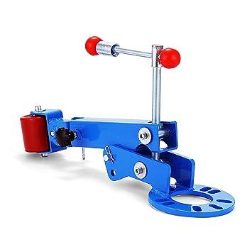 Tecmaqui Máquina para Ceja de Rueda de Coche Fender Rolling Tool para Reparación de Guardabarros y