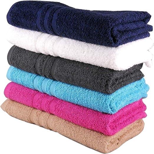 Cheap toallas de baño 100% algodón presupuesto calidad 360 g/m² ...