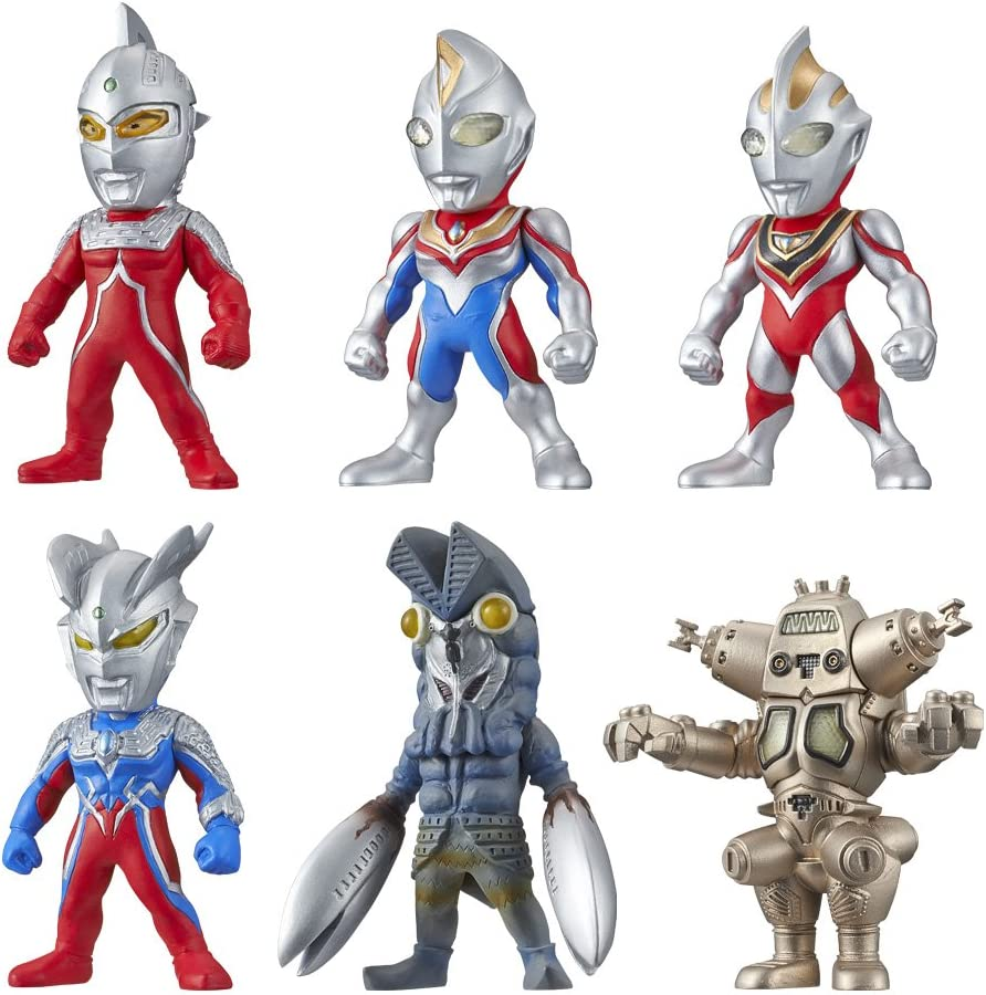 Converge Ultraman 2 Candy Easy-to-use Toy Popular shop is the lowest price challenge Box 10Pack