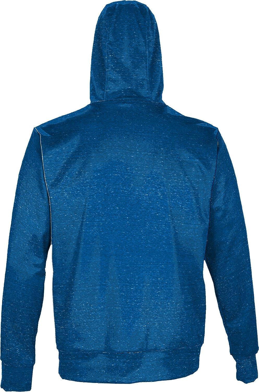School Spirit Sweatshirt Heather ProSphere DePaul University Mens Pullover Hoodie