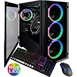 CUK Stratos Micro Gaming PC (Liquid Cooled Intel Core i9-9900KF