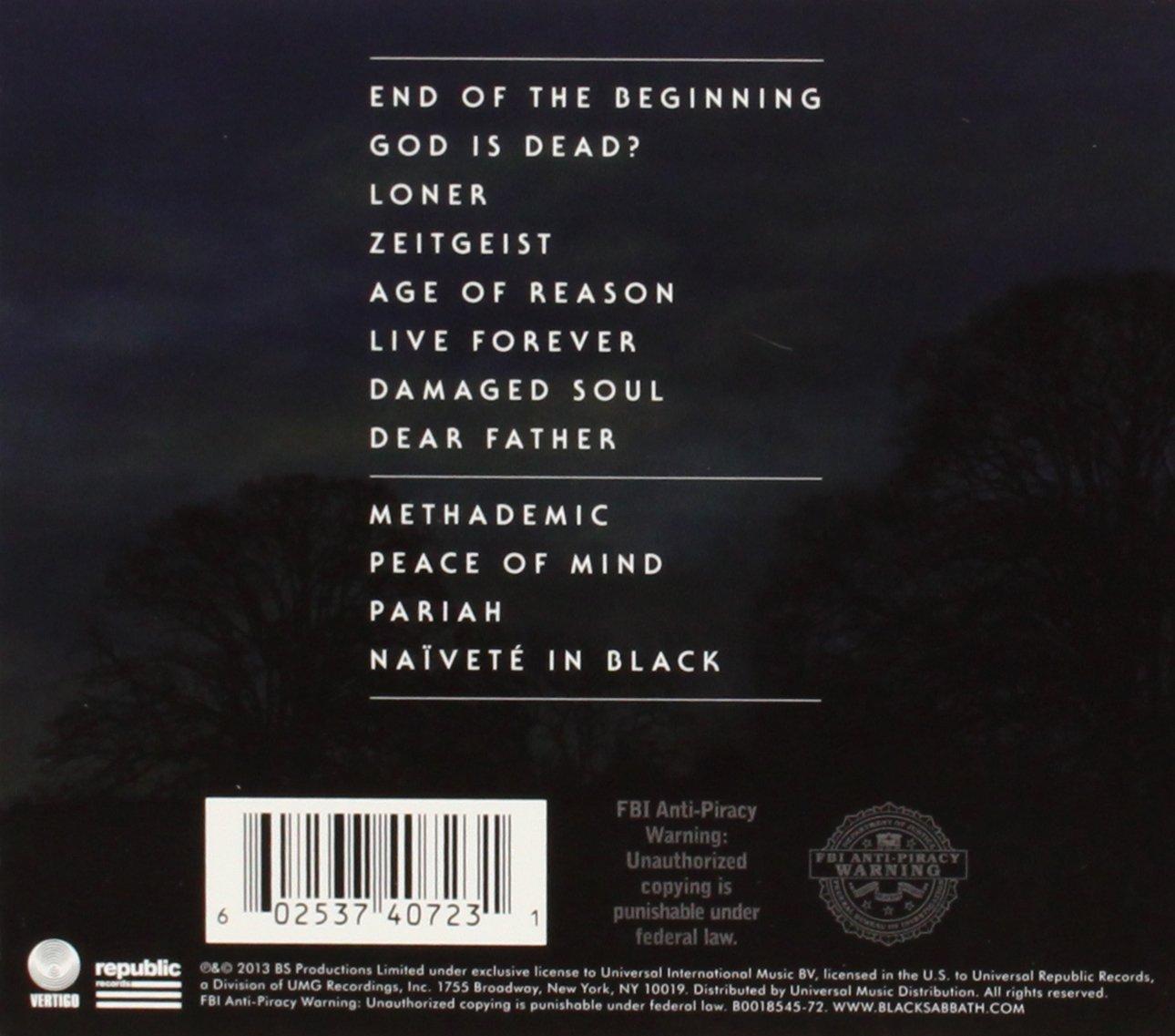 black sabbath 13 amazon com music