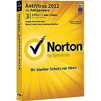 Norton AntiVirus 2012 - 3 PCs