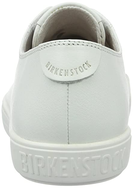 Arran Damen, Baskets Basses Femme, Blanc (White 01707), 41 EUBirkenstock