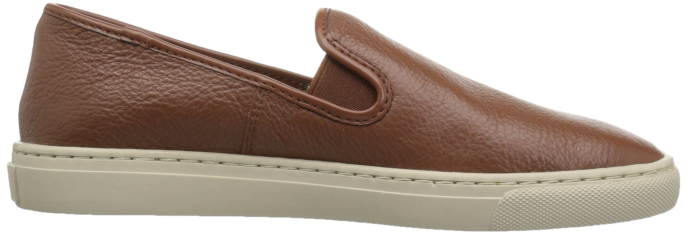 206 Collective Women's Cooper Perforated Slip-on Fashion Sneaker, Cognac Leather, 8.5 B US by 206 Collective (Image #6)