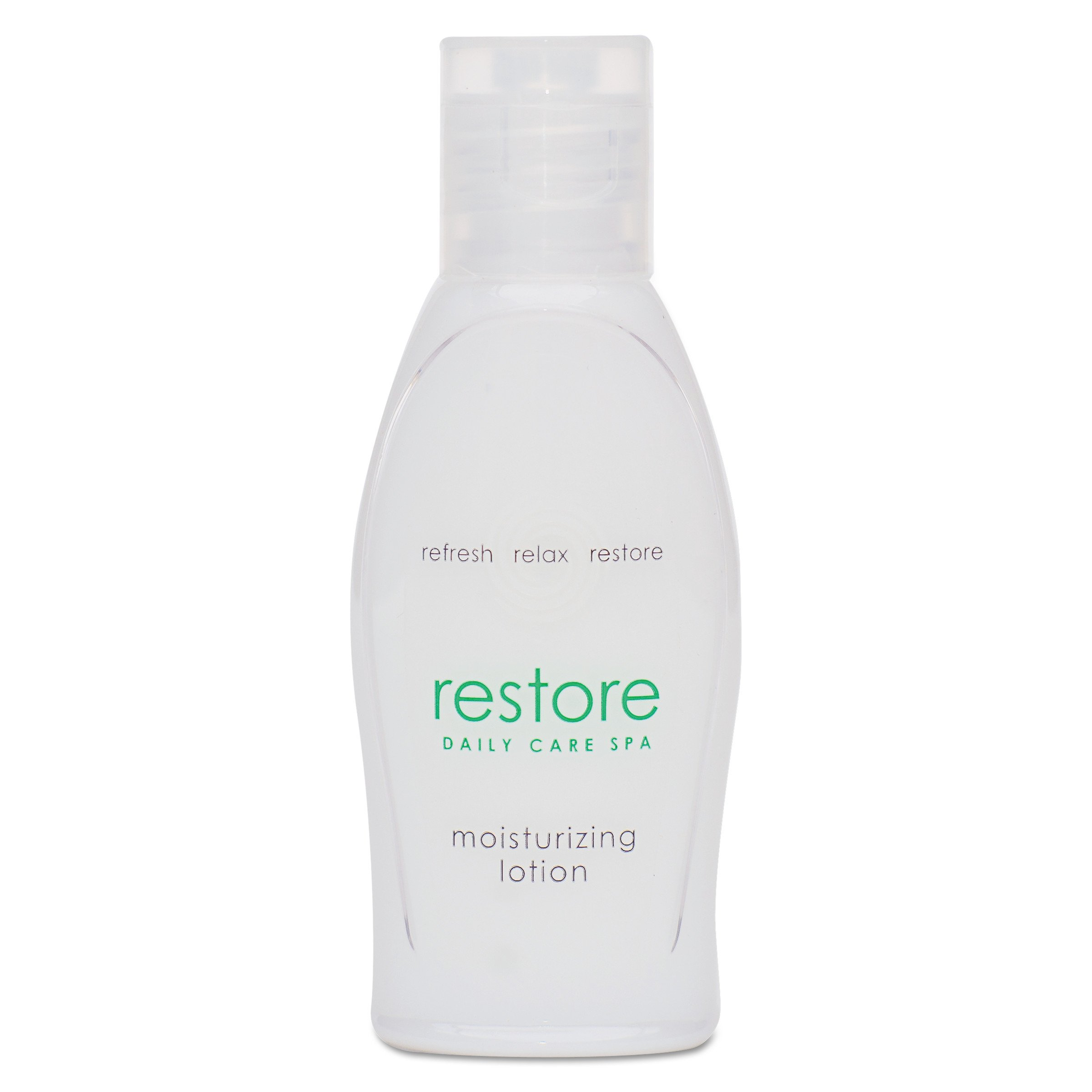 Dial Amenities 00026 Restore Hand & Body Lotion, Aloe Scent, 1 oz Bottle (Case of 288)