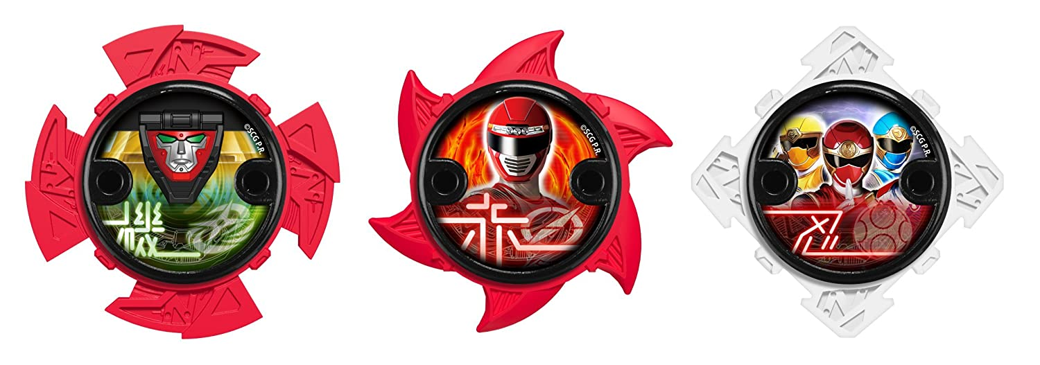 Power Rangers Ninja Steel Ninja Power Star Robo Red Zord Pack Bandai America Incorporated Canada Branch 43759