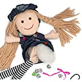 Unique Crafts Make Your Own Lasting Rag Doll ~ Without the use of Pins or Needles