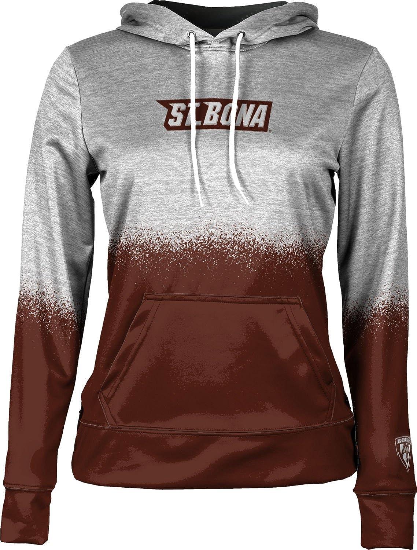 Spray Over School Spirit Sweatshirt St Bonaventure University Girls Pullover Hoodie