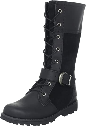 Carrello comunismo Datore di lavoro  Amazon.com | Timberland Earthkeepers Bethel Buckle Tall Boot  (Toddler/Little Kid/Big Kid), Black, 13 M US Little Kid | Boots