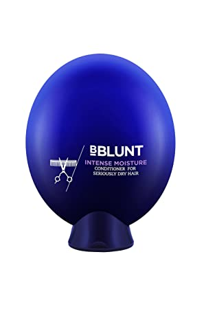 BBLUNT Intense Moisture Conditioner for Seriously Dry Hair, 200g at amazon