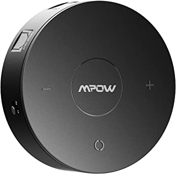 Mpow Bluetooth Wireless Audio Adapter with Digital Optical SPDIF