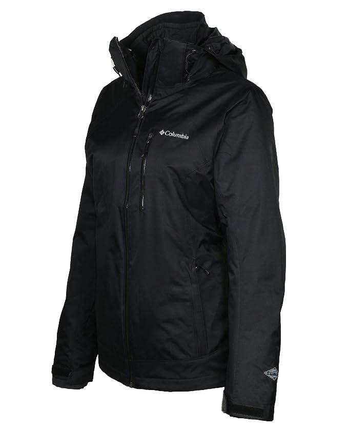 Amazon.com: Columbia Womens Nordic Point II Interchange Jacket: Clothing
