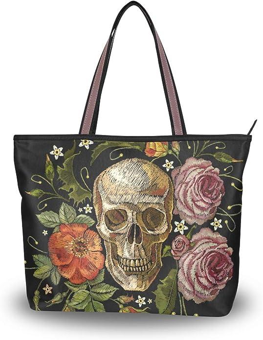 Acheter sac à main fille femme tete de mort online 7