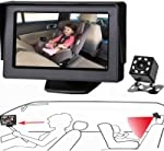 Itomoro Baby Car Mirror, View Infant in Rear Facing Seat with