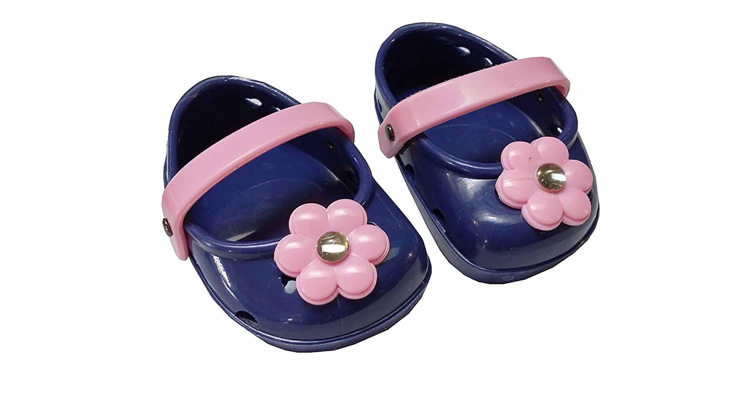 Baby Doll Shoes Fits Bitty Baby By American Girl Pink Ballerina Doll Flats Bitty Baby