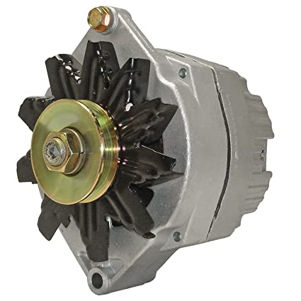 Amazon.com: ACDelco 334-2114 Professional Alternator, Remanufactured on