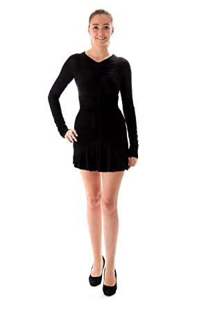 Pierre Balmain Womens Dress Black 12 Plus Amazon Clothing