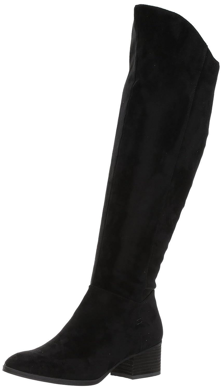 Dr. Scholl's Shoes Women's Tribute Riding Boot B071V2RCDL 11 B(M) US|Black Microfiber