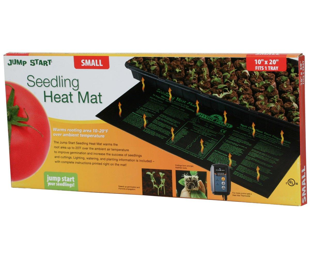 Hydrofarm Inc MT10006 9-by-19-1/2-Inch Seedling Heat Mat