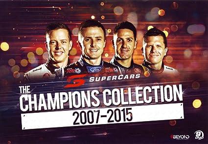 Amazon com: V8 Supercars Champions Collection 2007-2015 | 9