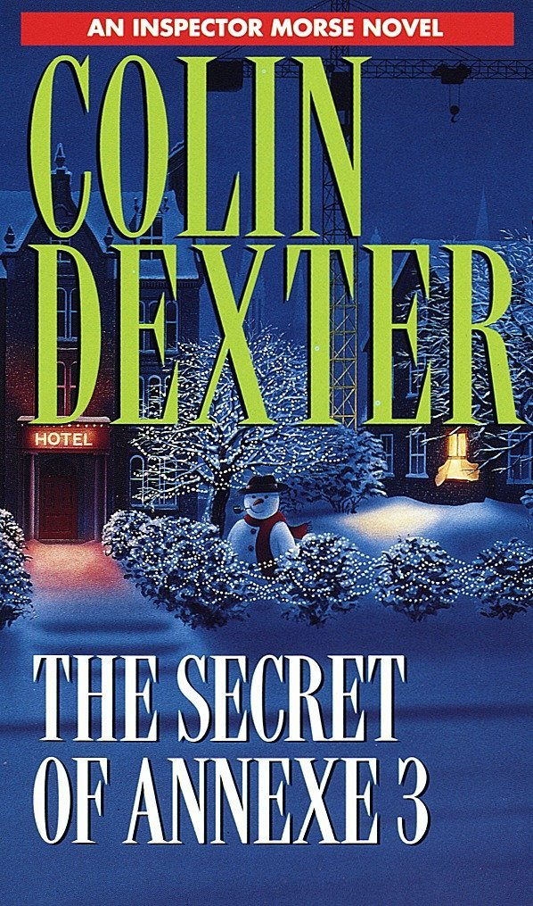 Download The Secret of Annexe 3 (Inspector Morse Mysteries) pdf