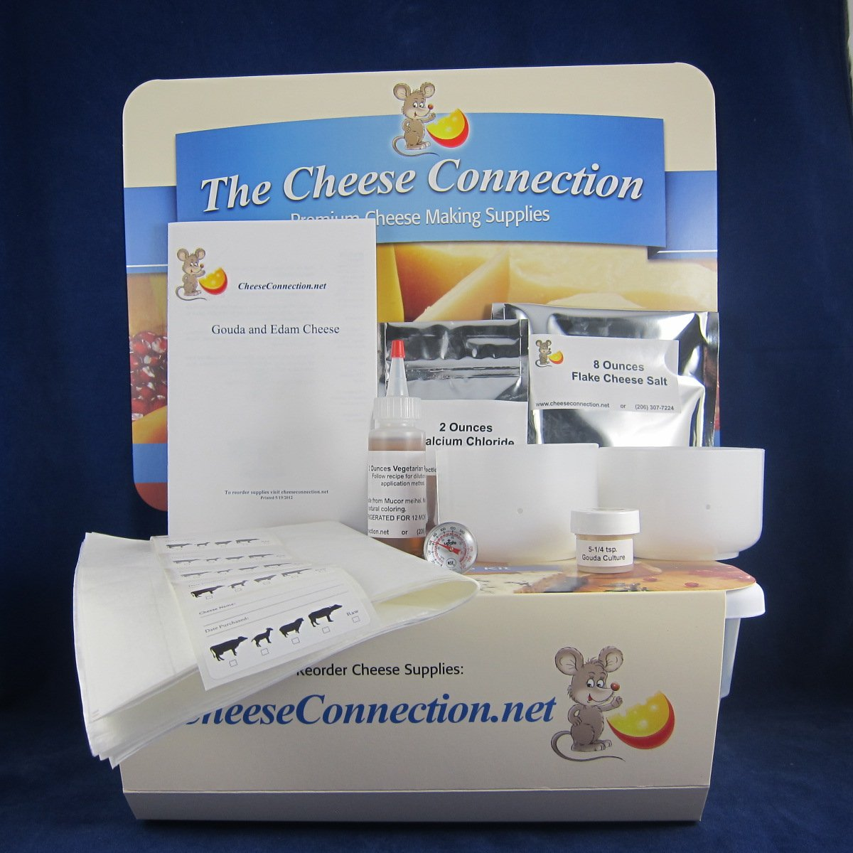 Gouda Cheese Kit