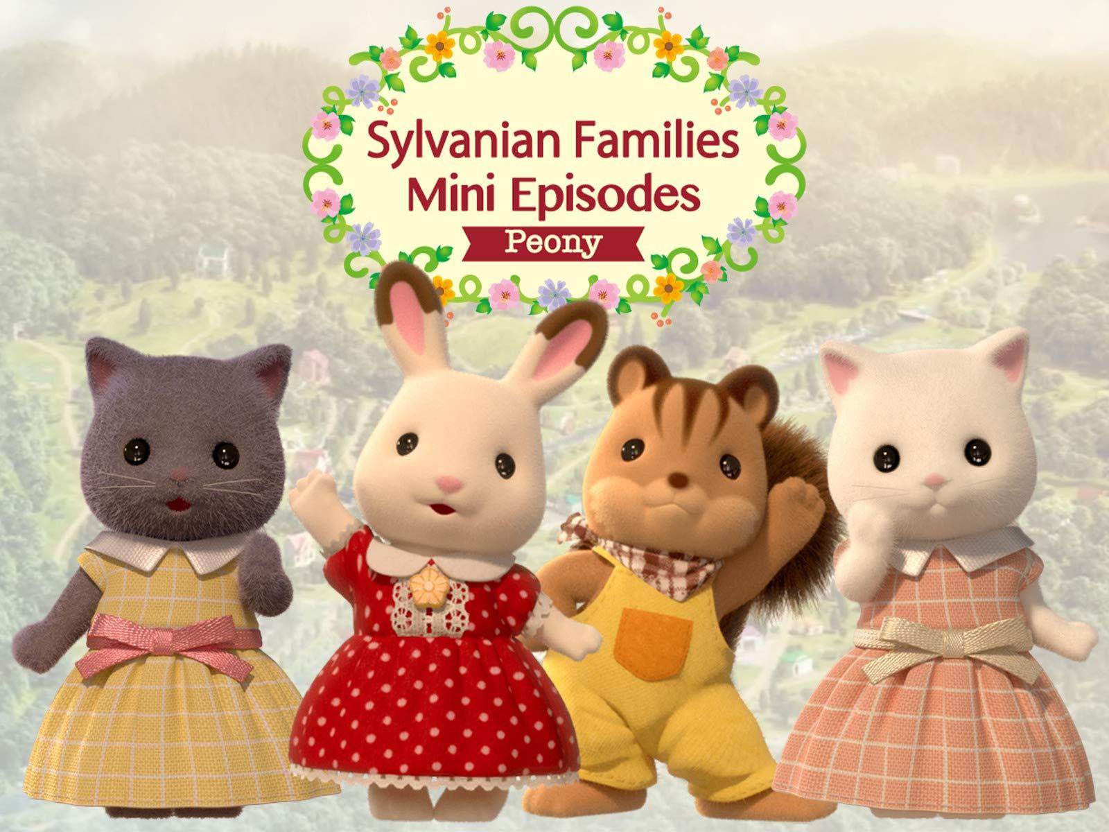 Sylvanian Families mini episodes -peony-