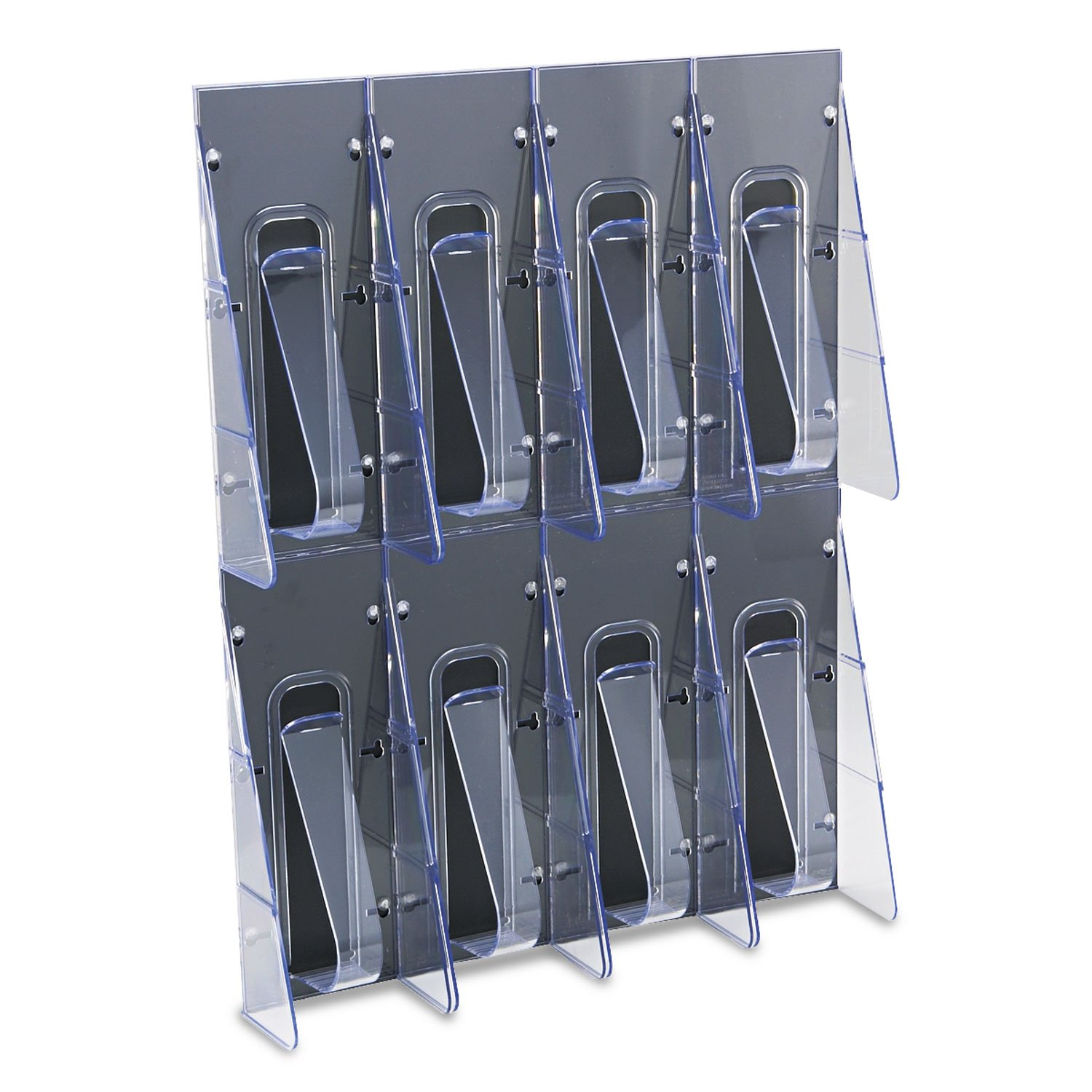 DEF56201 - Deflect-o Multi-Pocket Wall-Mount Literature Systems