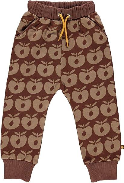 Smafolk - Pantalones de chándal con Estampado de Apple, edición ...