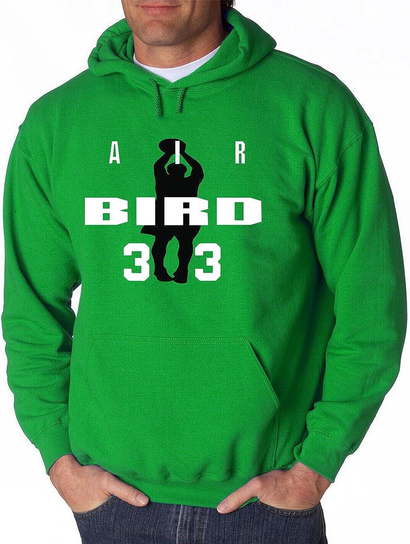 Shedd Shirts Green Bird Boston AIR Hooded Sweatshirt