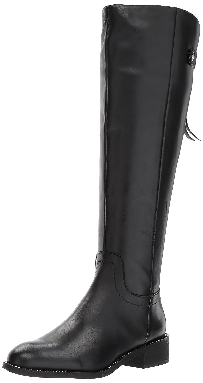 Franco Sarto Women's Brindley Equestrian Boot B06XVZ6973 8 B(M) US|Black