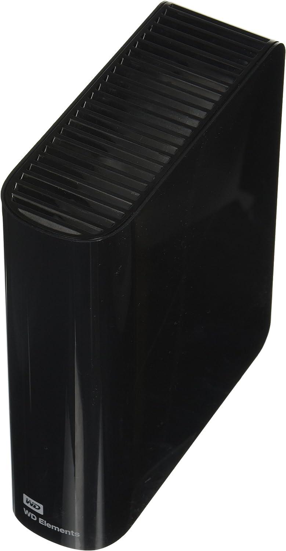 Wd Elements Desktop - Hard Drive - 5 TB - USB 3.0, Black (WDBWLG0050HBK-NESN)