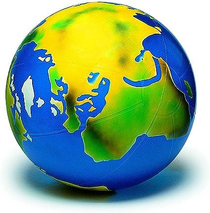 Togu - Balón Hinchable, diseño de Planeta Tierra: Amazon.es ...