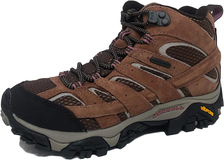 Merrell Men s Moab 2 Mid Waterproof Hiking Boot