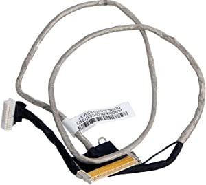 HP Envy 27 Colossus LVDS Cable Assembly 734635-001 DD0NZ8LC010