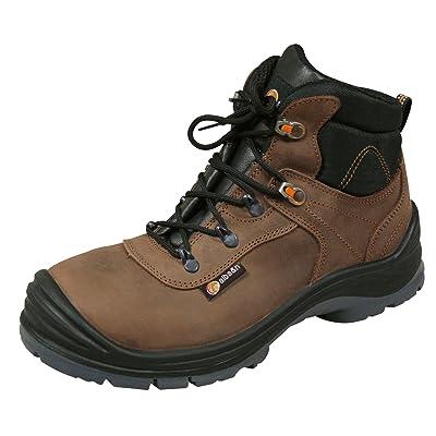 ALBA&N CSC97SKS338 Chaussures de sécurité haute Taille 38