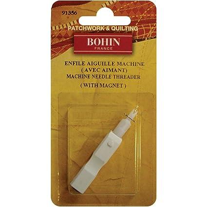 Bohin 91356 máquina de coser enhebrador de agujas, 15,5 por 18.25-inch