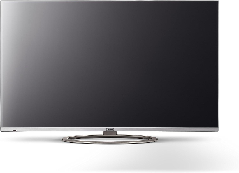 Metz Clarea 47 Media - Televisor LCD 3D con tecnología LED (120 cm, eficiencia energética: A), color negro: Amazon.es: Electrónica