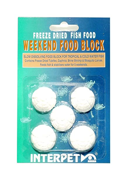 Fin de Semana alimentos bloque (Pack de 12): Amazon.es: Productos ...