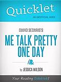 Quicklet on Me Talk Pretty One Day by David Sedaris (Book Summary) (English Edition)
