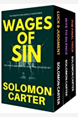 WAGES OF SIN: The Private Investigator Crime Thriller Series Boxed Set Kindle Edition