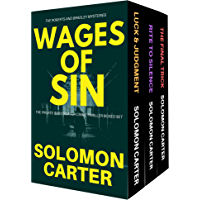 WAGES OF SIN: The Private Investigator Crime Thriller Series Boxed Set