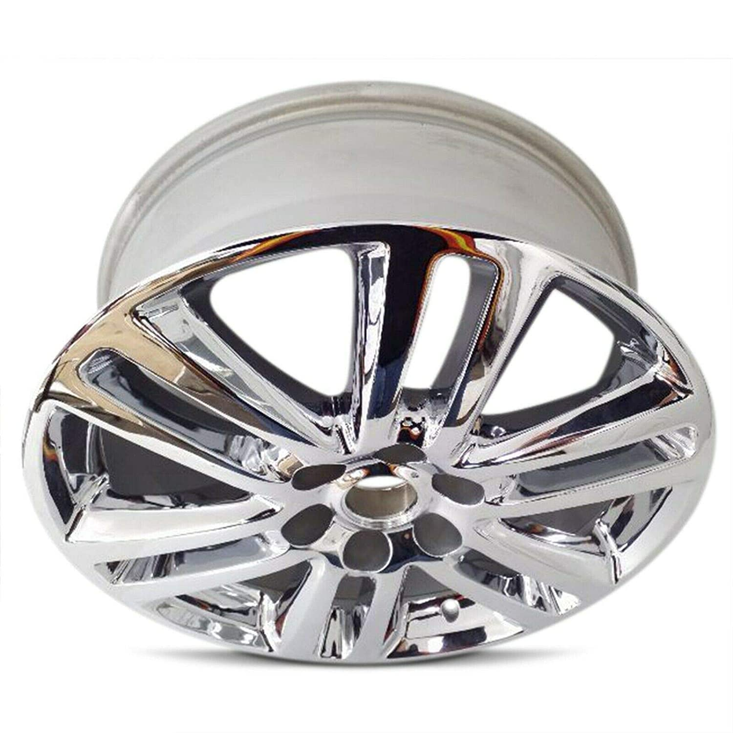 Bill Smith Auto Replacement For Chrome Wheel Rim 20x7.5 Inch 2009-2015 Chevy Traverse 2007-2015 GMC Acadia