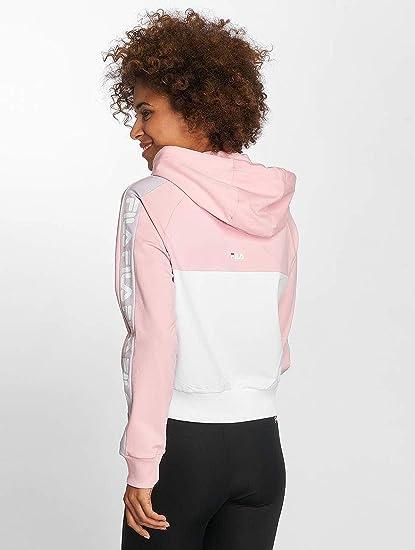 Fila CHELSEA HOODED Sweat à capuche rosa Femme Sweatshirt