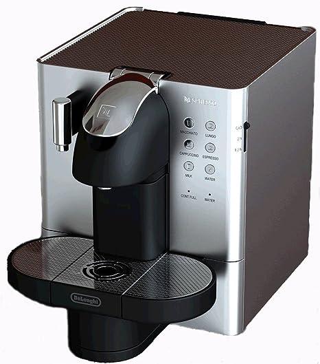 M Independiente Totalmente automática Máquina de café en cápsulas 1.2L Acero inoxidable