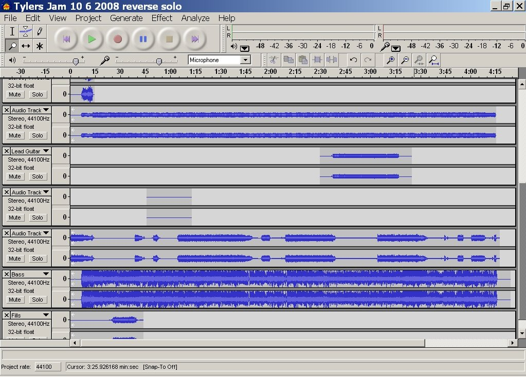 Pro Audio Editing Studio Music Sound Record Edit Software